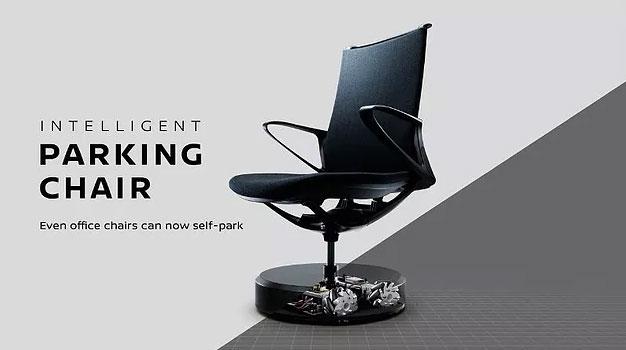 Intelligent Parking Chair